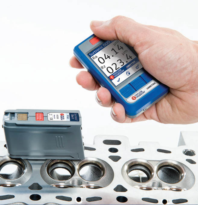 Surtronic Duo Surface Roughness Measurement Tool