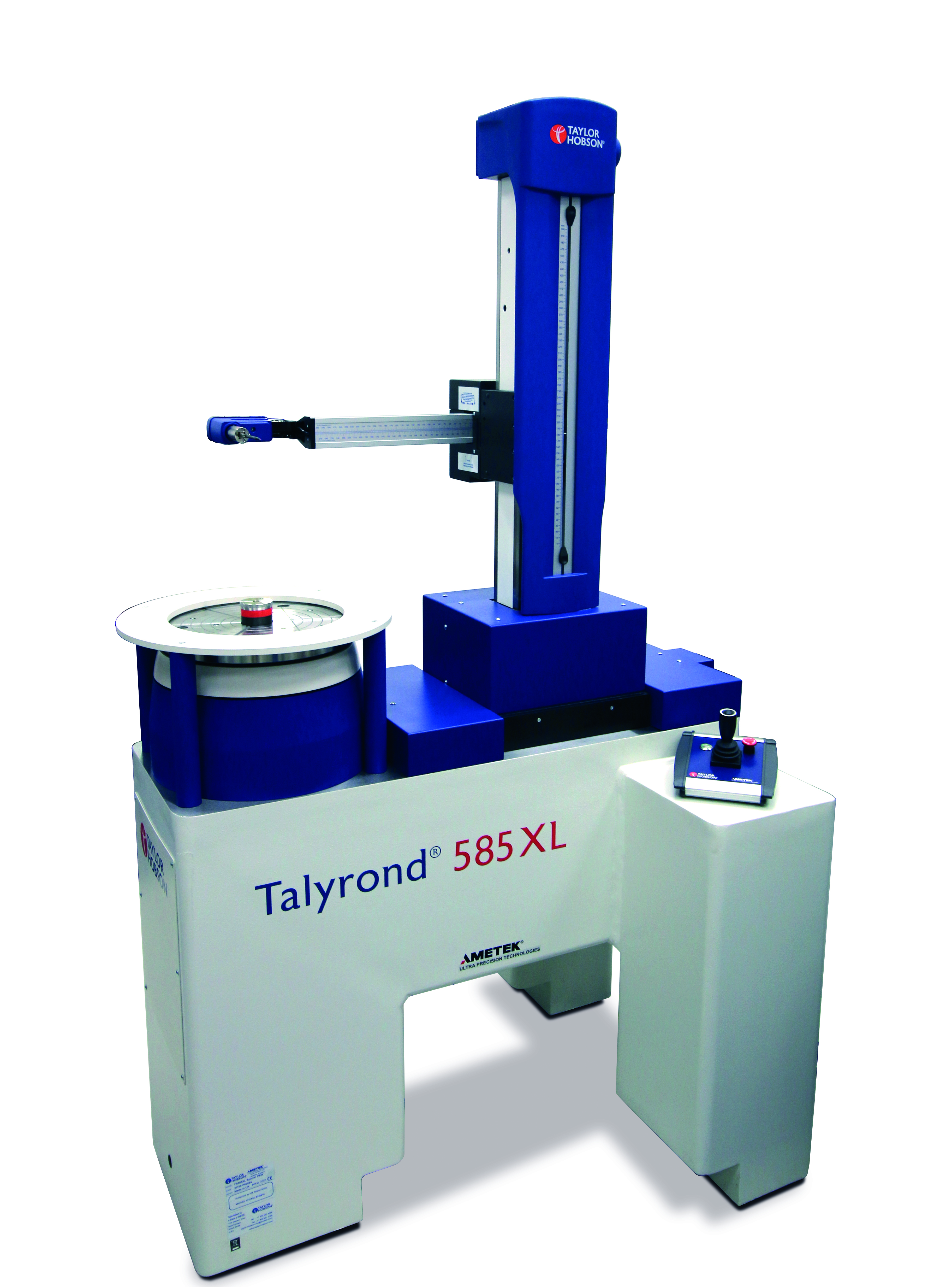 Extremely popular system in the measurement of lage diameter bearings