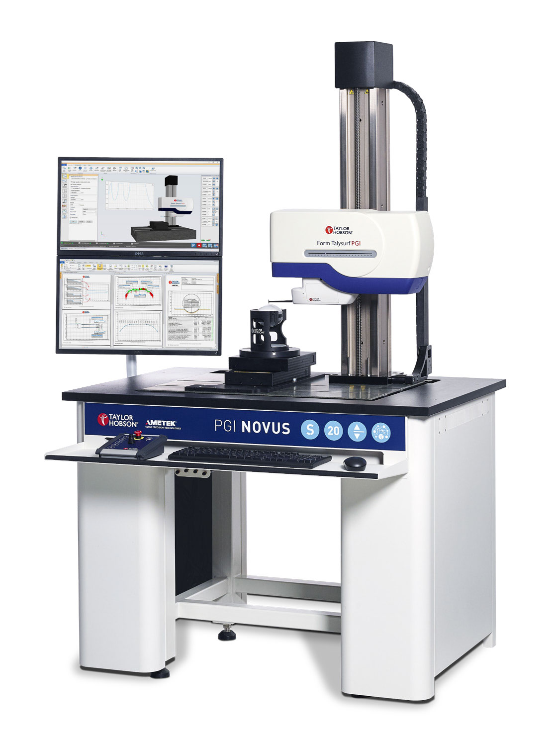 Surface finish, contour measurement instrument Form Talysurf® PGI NOVUS