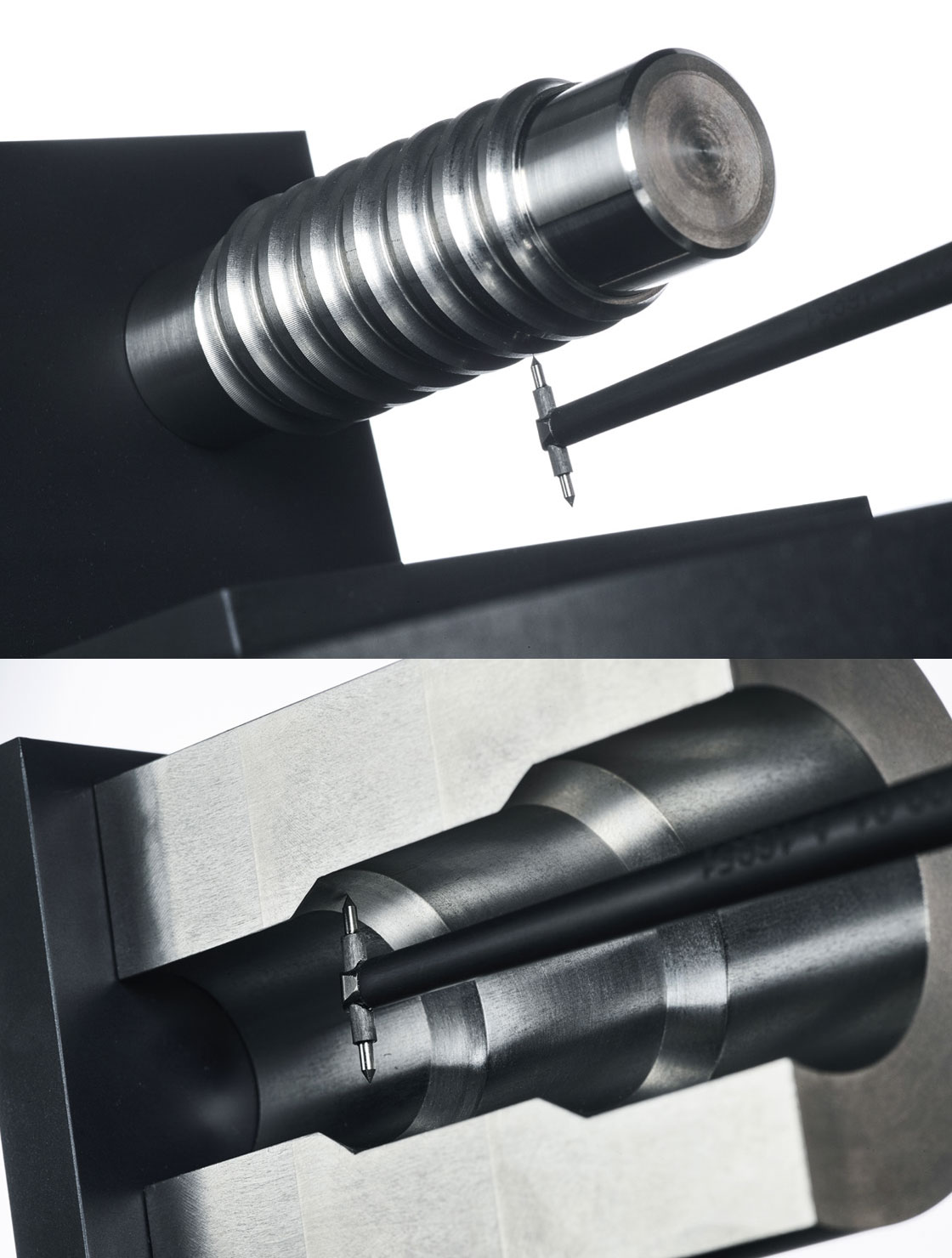 High resolution contour measuring and surface finish instrument