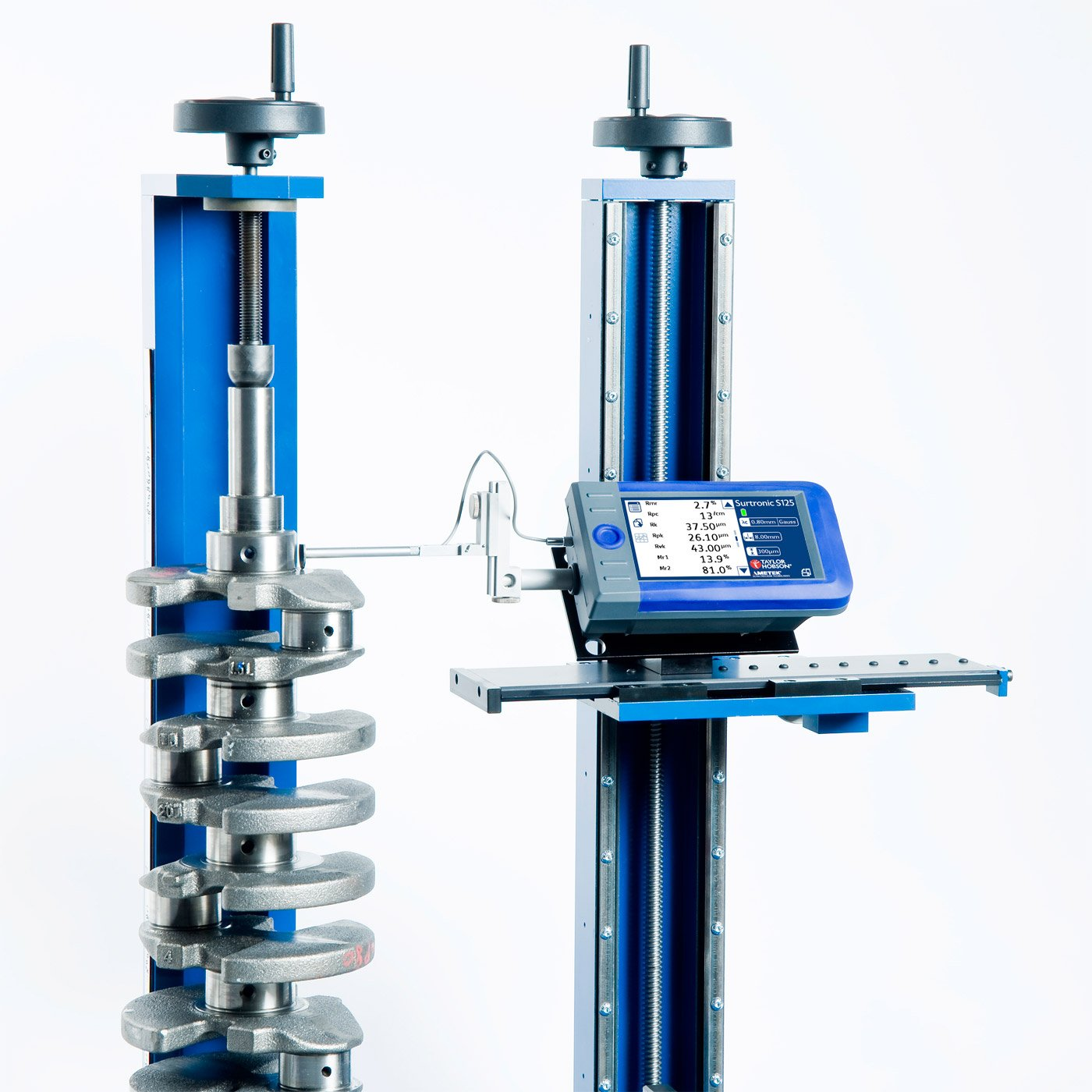 Surtronic s-100 surface roughness measurement equipment