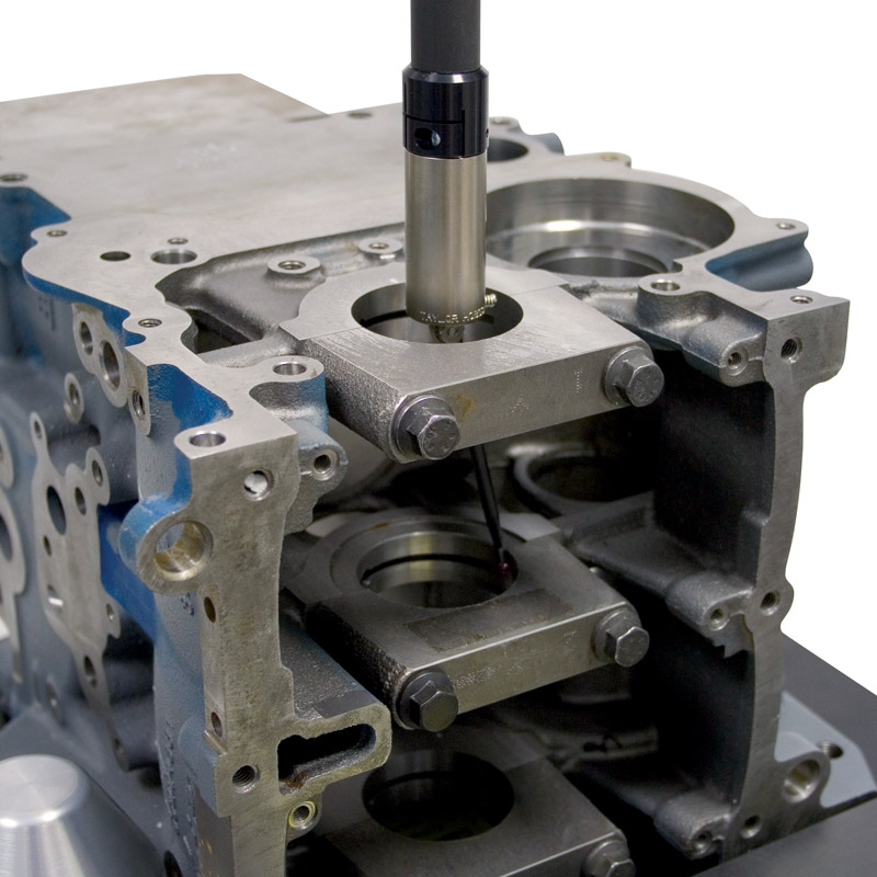 Talyrond 500H range - allow measurement of bearings up to 1 meter in diameter